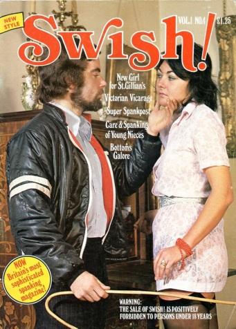 Swish! Magazine cover